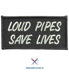 Loud Pipes Saves Lives