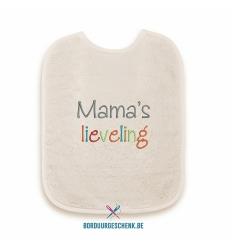 Slabbetje Mama's lieveling